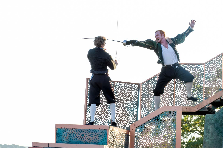 Open, Air, Theatre, UK, Summer, Tour, Venue, Shakespeare, Lord, Chamberlains, Men