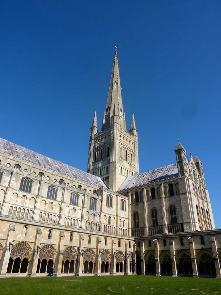 Norwich Cathedral   The Lord Chamberlain's Men