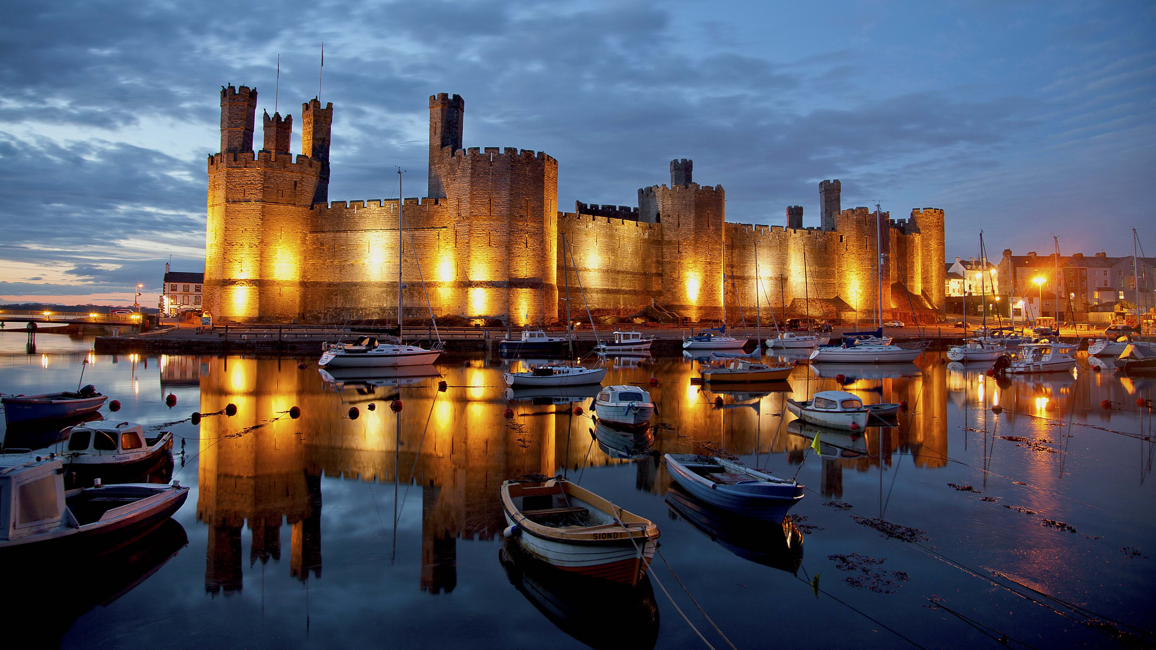 The Best Castles in Great Britain 546577